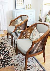 Tiffany leigh interior design cane chair makeover for Cane chairs design