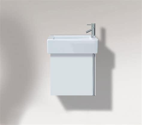 duravit vero mm single door vanity unit  mm basin