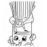 Shopkins Coloring Pantry Season Cristinapicteaza sketch template