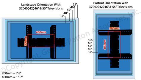 tv wall mount  degree rotation fits   monitors