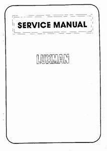 Luxman L