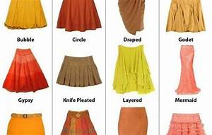Types Of Skirts And Their Styles (western skirts) - Let Me Groom