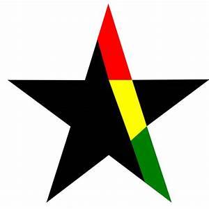 Black Star Ghana Clipart By | Clipart Panda - Free Clipart ...
