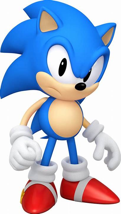 Sonic Hedgehog Classic Forces Character Latest Artwork