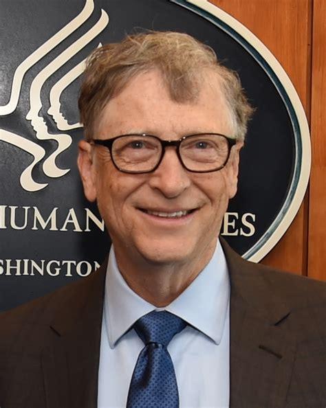 Bill Gates – Wikipedia, wolna encyklopedia