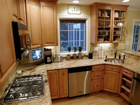 For Small Kitchens by Kitchen Design Ideas And Photos For Small Kitchens And