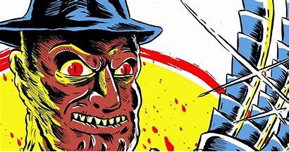 Sharp Joe Hand Claws Nightmares Unlimited Replica