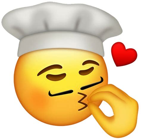 Similar with yummy emoji png. italian chef kiss emoji freetoedit...