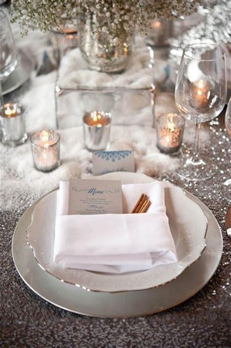winter table settings winter wonderland wedding pictures photos and images for facebook tumblr pinterest and twitter