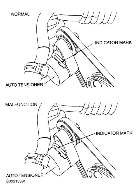 2004 Mazda 6 Engine Diagram by 2004 Mazda 6 Serpentine Belt Routing And Timing Belt Diagrams
