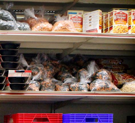 Grand Rapids Food Pantry State Inspection Uncovers Food Safety Violations At Food