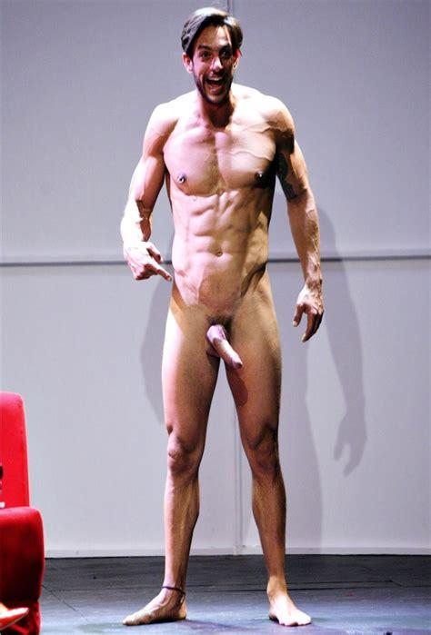Joaquín Ferreira Full Frontal Sexy Nude Men