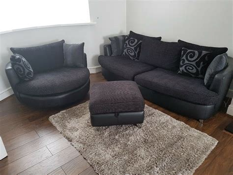 Sofa Set For Sale In Brton by Black Cord Sofa Set For Sale Sofa Cuddle Chair