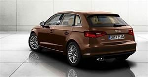 Audi A3 5 Portes : audi a3 sportback 5 portes avec du style ~ Gottalentnigeria.com Avis de Voitures