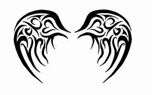 deviantART: More Like baby angel tribal wings by - ClipArt ...