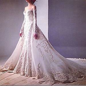 2016 luxury beaded appliques off the shoulder long sleeve With wedding dresses with trains that detach