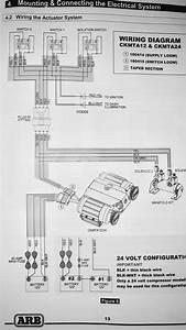 Installation Help - Arb Twin Compressor