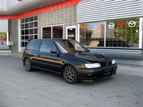 Nissan Pulsar black gallery. MoiBibiki #4