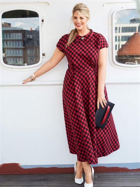 patterned sleeve midi dress sleeve midi dress plus size 09 2016 137 sewing