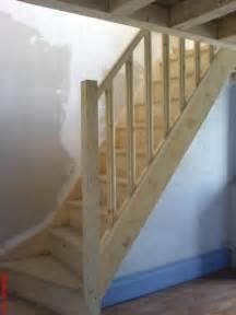 decoration escalier interieur bois
