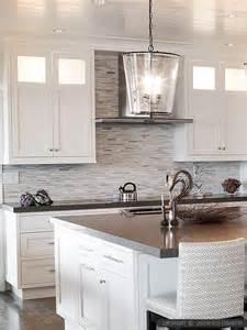 Limestone Backsplash Kitchen Modern White Gray Subway Marble Backsplash Tile