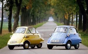 BMW ISETTA Vor 50 Jahren erfüllte sich für viele ein Traum