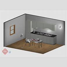 Progetto Cucina 3d Od48 Pineglen – design per la casa