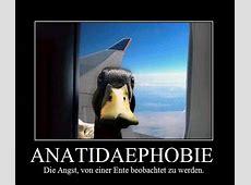 Anatidaephobie