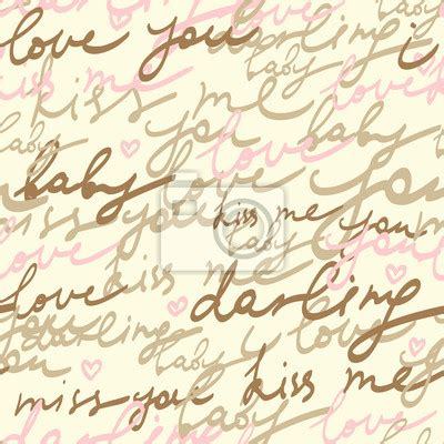 papier peint lettre romantique mod 232 le vectoriel sans
