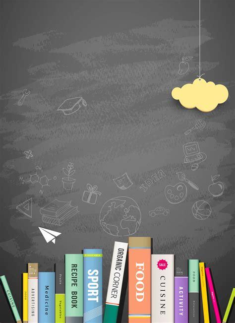vector graffiti book creative educational background