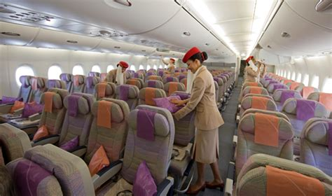 siege a380 emirates the best seats in economy class on emirates 39 airbus a380