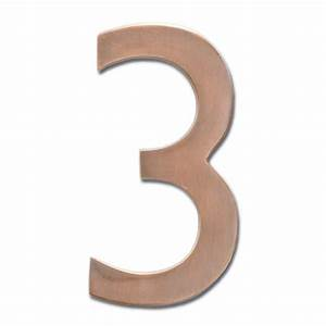 house numbers plaques address numbers in brass black With brass address numbers and letters
