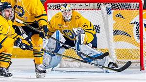 Quinnipiac Men's Ice Hockey Blanks Yale, 3-0, In 16th ...