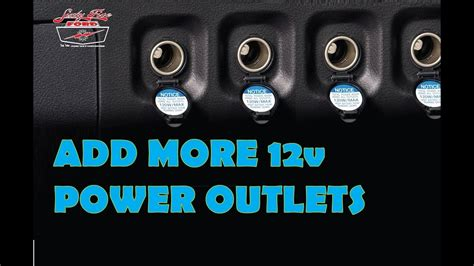 Can I Add An Auxiliary To My Car by Add More Power Outlets To Your Car 12volt Cigarette