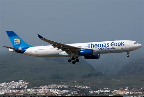 Airbus A330-343 - Thomas Cook Airlines Scandinavia ...