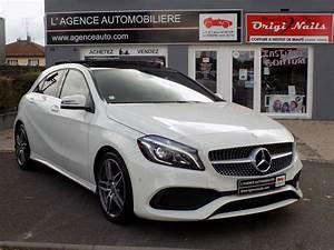 Mercedes Classe C Pack Amg : mercedes classe a 200 cdi fascination pack amg gar 2019 occasion montbeliard pas cher voiture ~ Maxctalentgroup.com Avis de Voitures