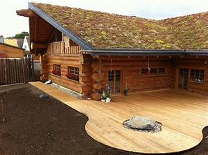 Gartenhaus 24 Qm Aus Polen : blockhaus naturstammhaus aus rundholz midsummer cottage ~ Lizthompson.info Haus und Dekorationen