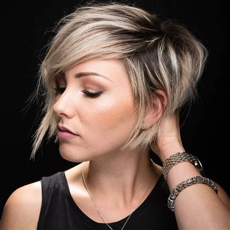 Latest Short Hairstyles Trends 2018   Page 4 of 6
