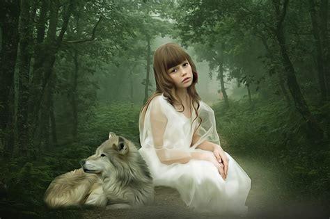 fantasy portrait girl  image  pixabay