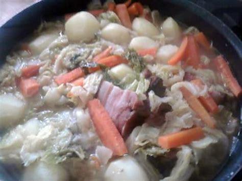temps de cuisson potee recette de pot 233 e de chou fris 233 carottes pommes de terre et lard