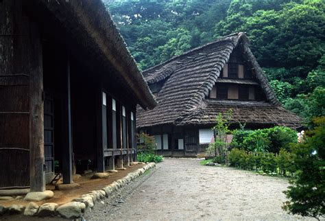 Japan Traditional House
