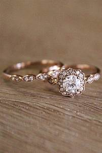 36 vintage wedding rings for brides who love classic oh With where to buy vintage wedding rings
