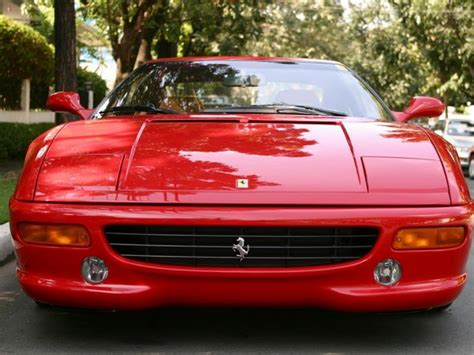 The car is a heavily revised ferrari 348 with notable exterior and performance changes. Ferrari - F355 F1 Berlinetta (1997) - Autos y Motos - Taringa!