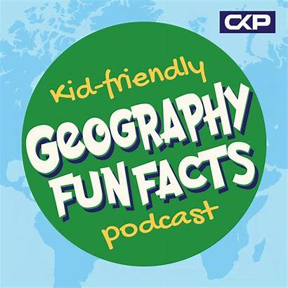 Geography Facts Fun Friendly Kid Fact Podcast