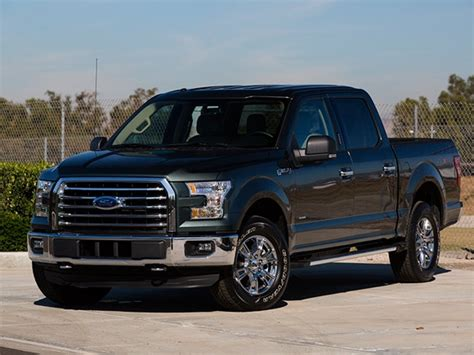15 Best Family Cars: 2015 Ford F 150   Kelley Blue Book