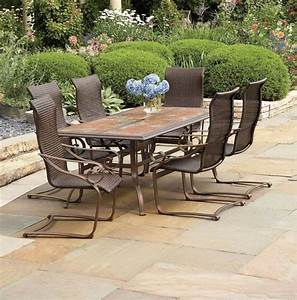 Furniture deck furniture covers home depot patio sling for Patio furniture home depot ca