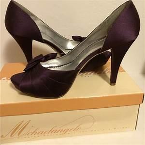 59% off David's Bridal Shoes - Michaelangelo Maribelle ...