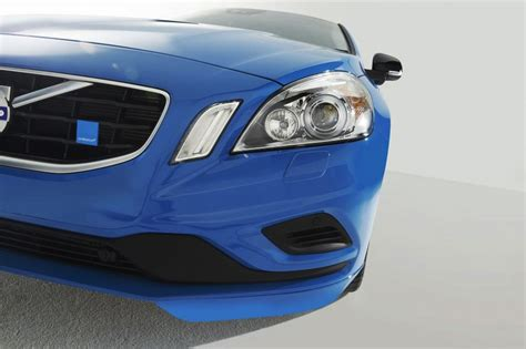 volvo  polestar production car front spoiler