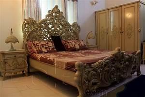 deco paint carved bedroom set karachi karachi With wood furniture bedroom sets karachi