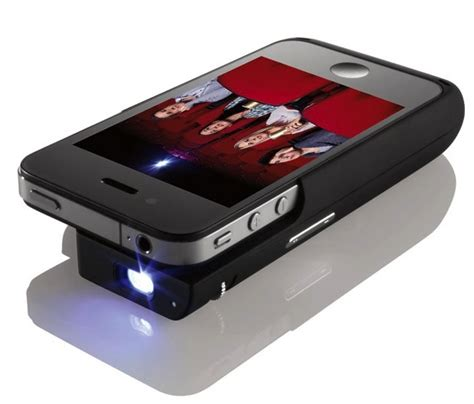 projector for iphone 99 pop accessory turns iphone into pico projector